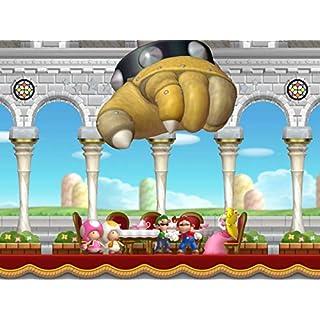 Bowser Invades The Mushroom Kingdom