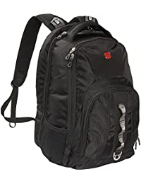 Wenger Backpack for 15.4 inch Laptop and Tablet - Black