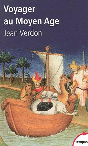 Descargar Libro Voyager au Moyen Age de Jean VERDON
