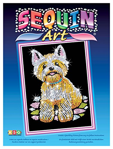 ksg-arts-and-crafts-sequin-art-0827-westie-picture-kit