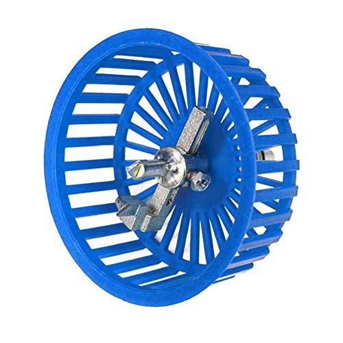 1989 Candy 20-100mm Einstellbare Kreis Fliesenschneider Lochschneider für Keramikfliesen (blau)
