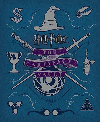 Harry Potter - The Artifact Vault Cover Image