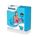 Bestway Schwimmring, mit Wassersprüher Elefant, 3-6 Jahre, 69 x 61 cm, sortiert