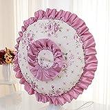 Pink : 1 Piece New Spring Flowers Fan Cover Cover Fan Fan Dust Cover