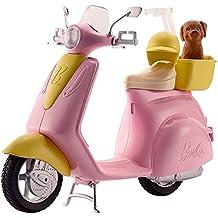Barbie DVX56 - Scooter di Barbie