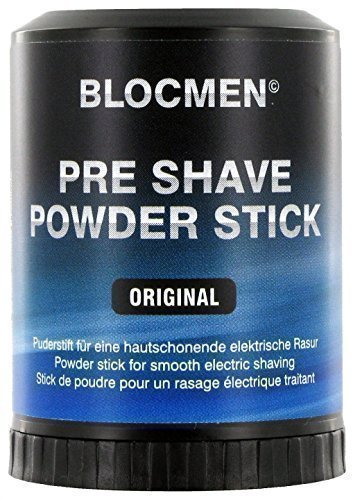 Blocmen Original Pre Shave Powder Stick New - Pre Shave Powder Stick