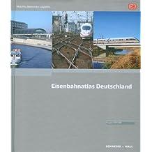 Eisenbahnatlas Deutschland: Railatlas Germany. Ausgabe 2007/2008