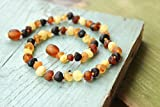 """Best Amber Teething Necklaces - Authentic Baltic Amber Teething Necklace 13"""" Review"""
