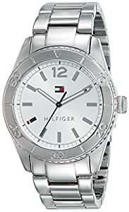 Tommy Hilfiger Analog Silver Dial Women's Watch - Th1781267J