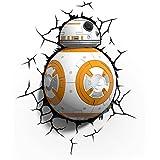 [Import Anglais]BB-8 3D Deco Wall Light (Star Wars) Light FX