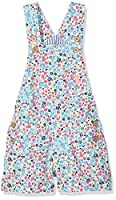 Kite Girl's Ditsy Dungarees, Multicoloured, 9 Years