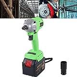 Cacciavite per avvitatore auto batteria 9000 mAh batteria e stazione di ricarica Avvitatore ad impulsi per automobili 21V