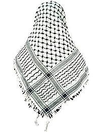 Desert Dress - Écharpe De Sas Armée Coton Sable Shemagh d'origine arabe