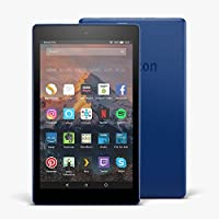 "Fire HD 8 Tablet with Alexa, 8"" HD Display, 16 GB, Marine Blue — with Special Offers"