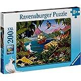 Ravensburger 12637 - Schatzsuche - 200 Teile XXL Puzzle