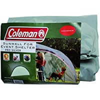 Coleman Event Shelter Pro L Panel Lateral para Cendaor, Alta Protección Solar 50+, Impermeable, 3.6 x 3.6 m