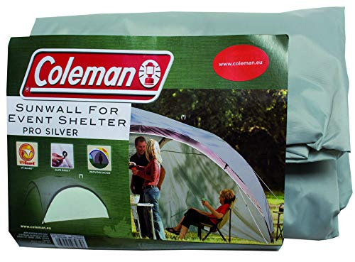 Coleman Event Shelter Pro XL, grün,  4,5 x 4,5m (15 X 15ft)