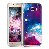 kwmobile Case for Samsung Galaxy J5 (2016) DUOS - TPU