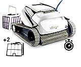 Maytronics Dolphin PoolStyle AG Advance Timer Digital - Robot Elettrico Pulitore per Piscina fino a 10 Mt - FONDO + PARETI + LINEA - ESCLUSIVA ITALIA