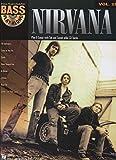 Nirvana Bass Play-Along Vol.25 + cd