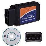 ELM327WIFI OBD2OBD II Auto Diagnose Scanner Code Reader für iPhone iPod