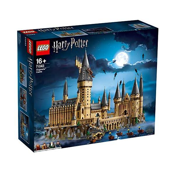 LEGO Harry Potter Castello di Hogwarts (71043) 2 spesavip
