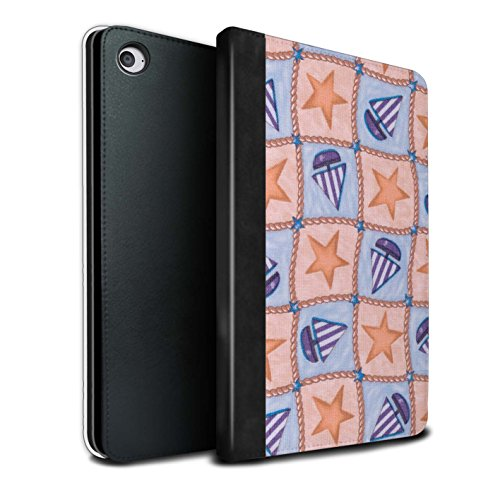 stuff4-pu-leather-book-cover-case-for-apple-ipad-mini-4-tablets-peach-purple-design-boat-stars-patte