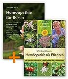 Set: Homöopathie für Pflanzen + Homöopathie für Rosen