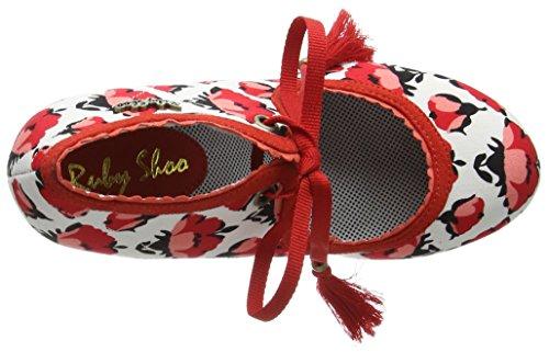 Ruby Shoo Willow, Scarpe con Tacco da Donna Multicolore (Tulip)