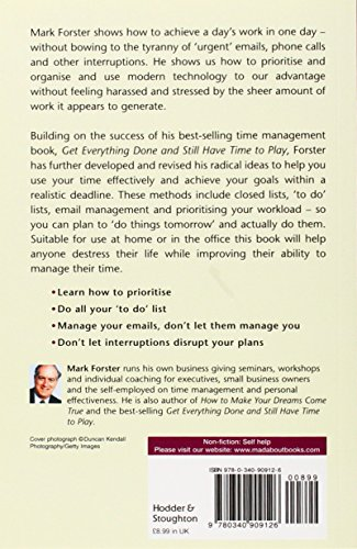 Do it Tomorrow and Other Secrets of Time Management