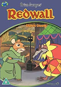 Redwall Cluny's Clowns [DVD]