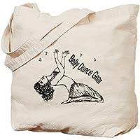 CafePress–Art2_ Bumper–Borsa di tela naturale, panno borsa per la