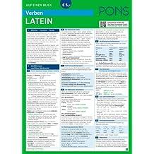PONS Verben auf einen Blick Latein (PONS Auf einen Blick)