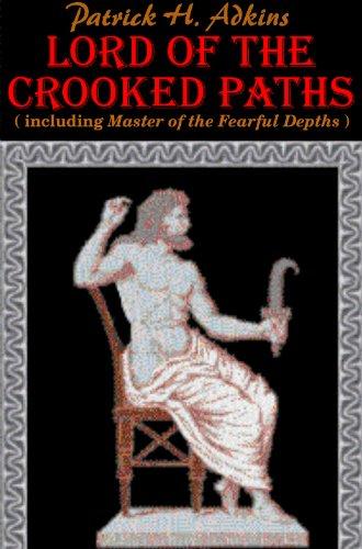 Buchseite und Rezensionen zu 'Lord of the Crooked Paths' von Patrick H. Adkins