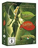 Drei fantastische Feen-Abenteuer: Tinkerbell / Die Suche nach dem verlorenen ... [3 DVDs]