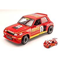 Universal Hobbies UH4546 Renault 5 Turbo N.3 Momo Turbo Cup 1984 M.SIGALA