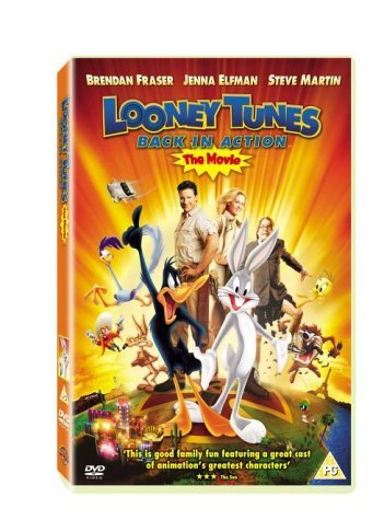Looney Tunes: Back In Action - The Movie [DVD] [2003] by Brendan Fraser