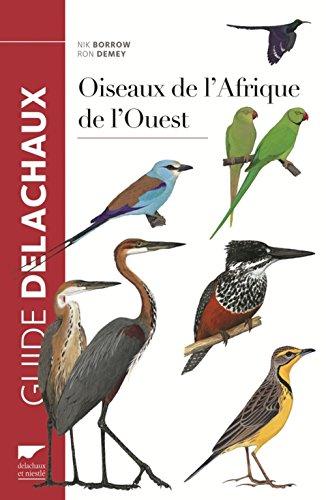Oiseaux de l'Afrique de l'Ouest par Nik Borrow