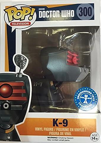 Doctor Who Funko Pop! - K-9 300 Collector's figure Standard