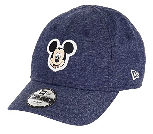 New Era - Mickey Mouse - Disney 9forty Snapback Infant - Character Jersey - Navy - Infant (Infant Baseball Jersey)