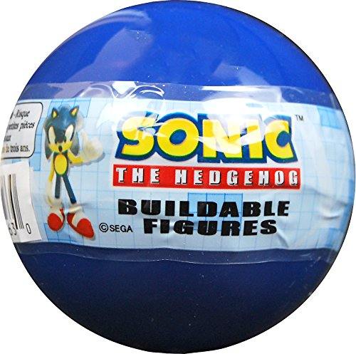 Gacha Sonic the Hedgehog Buildable Mini Figure - Blind Packaging - Sega Toy