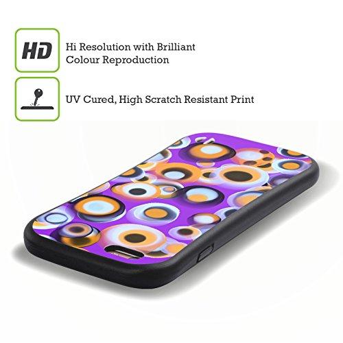 Ufficiale Giulio Rossi Inverno Collezione Bolle Case Ibrida per Apple iPhone 6 / 6s Autunno