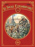 Le voyage extraordinaire, Intégrale Tomes 1 à 3 - Edition Canal BD de Denis-Pierre Filippi