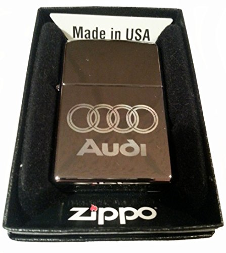 Preisvergleich Produktbild Audi Collectible ZIPPO Lighter