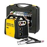 Inverter per saldatura ad elettrodo e TIG in corrente continua SILTIG 415 1Ph 230/50-60 con accessori & valigetta