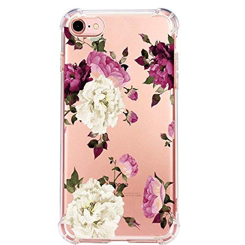 Custodia per iphone 7/7 plus, shockproof scratch-resistant tpu bumper art case fashion style cover for iphone 7/7 plus (7, 18)
