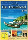 Das Traumhotel - 5er-DVD-Box Folge 1 - Indien; Zauber von Bali; Afrika; Sterne über Thailand; Dubai - Abu Dhabi [Alemania]