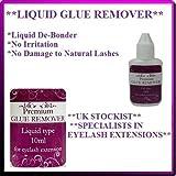 Best Cils Glues - 10ml Liquide Dissolvant de colle SEMI- permanent Extensions Review
