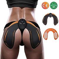 DAMIGRAM EMS Electroestimulador Gluteos, EMS Hips Trainer Entrenador de Cadera Hip para la Cadera Mujer Inteligente Hip Instructor Muscular