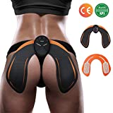 DAMIGRAM Hips EMS Muscle Stimulator, Butt Hip Enhancer Body Beauty Equipment Electronic Backside Muscle Toner, Wearable Buttock Toner Trainer For Men Women
